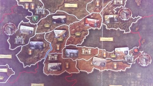 Deutsch und Englisch gemischt - Kein Problem beim Eisernen Thron