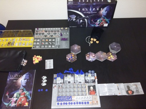 Eclipse Spielfeld