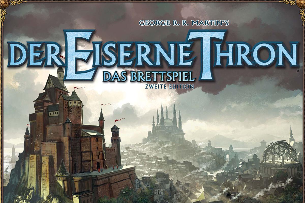 Der Eiserne Thron 2nd Edition
