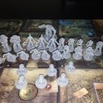 Gears of War Locust-Miniaturen