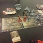 Gears of War - Kurz vor Ende der ersten Mission.
