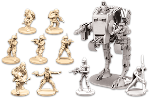 Figuren aus den ersten Ally and Villain Paketen Quelle: Star Wars: Imperial Assault Ally and Villain Pakete Quelle: http://www.fantasyflightgames.com/edge_news.asp?eidn=5118