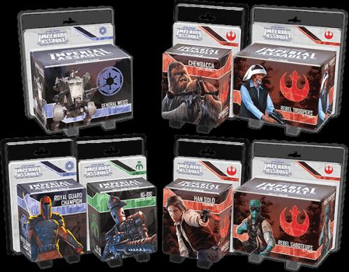 Star Wars: Imperial Assault Ally and Villain Pakete Quelle: http://www.fantasyflightgames.com/edge_news.asp?eidn=5118