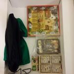 Die Spielpläne und Karten