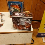 Star Wars: Imperial Assault am Heidelberger Stand