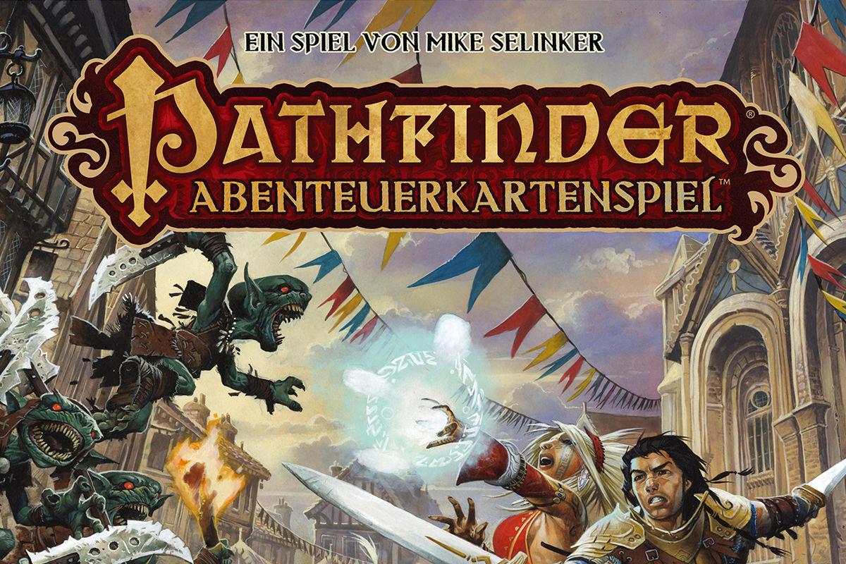 Pathfinder Abenteuerkartenspiel: Das Erwachen der Runenherrscher