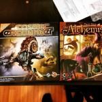 Die Alchemisten und Cosmic Encounter