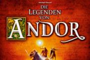 Rezension: Die Legenden von Andor