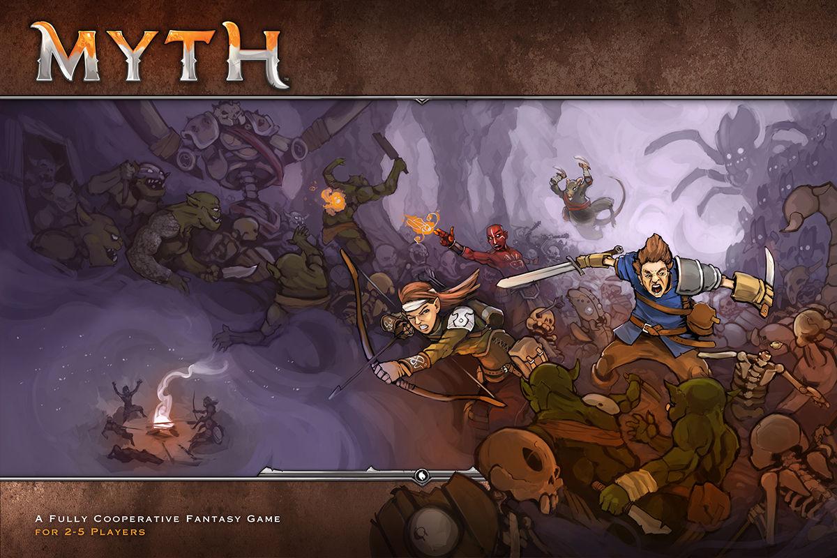Bild von Myth – News (Weitere Verzögerung)