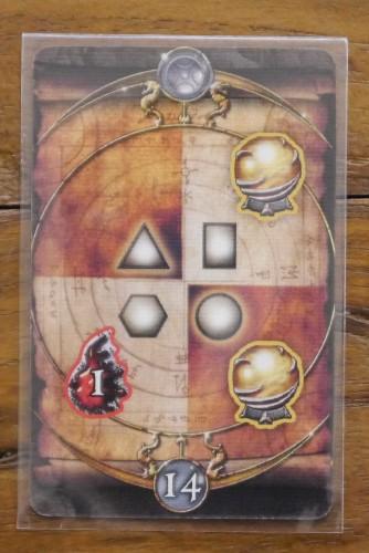 Beispiel Schicksalskarte