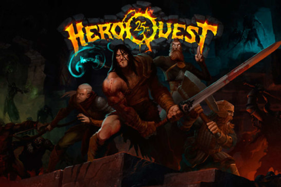 Heroquest 25. Jubiläumsedition – News (31.03.2017)