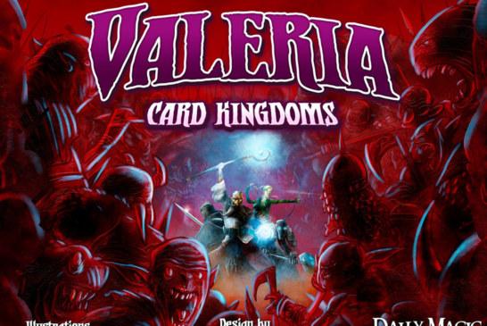 Valeria: Card Kingdoms – News, Rezension