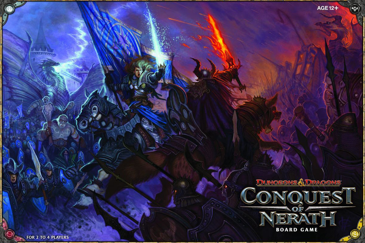 Conquest of Nerath