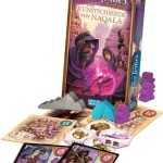 Spielmaterial von Five Tribes - Die Kunstschmiede von Naqala Foto: Days of Wonder / Asmodee
