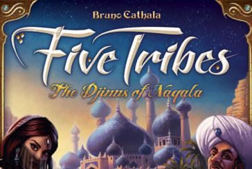 Five Tribes – Rezension, News (2. Erweiterung angekündigt)
