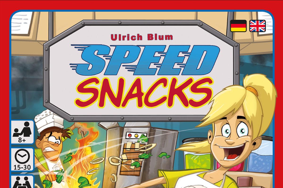 Bild von Speed Snacks – Test