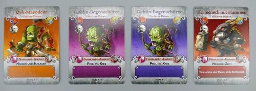 Arcadia Quest Monsterkarten