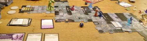 D&D Adventure Boardgame