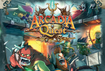 Rezension: Arcadia Quest