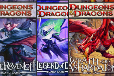 Dungeons & Dragons Adventure System Boardgames