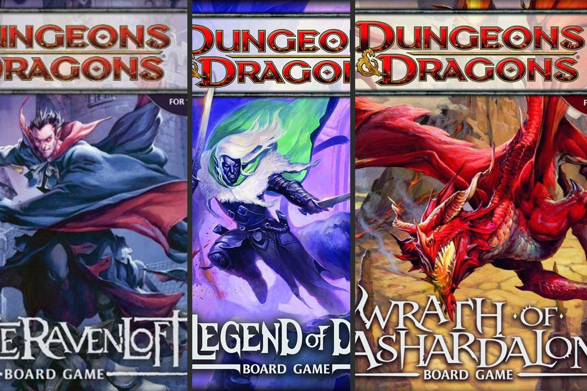 Dungeons & Dragons Abenteuersysteme