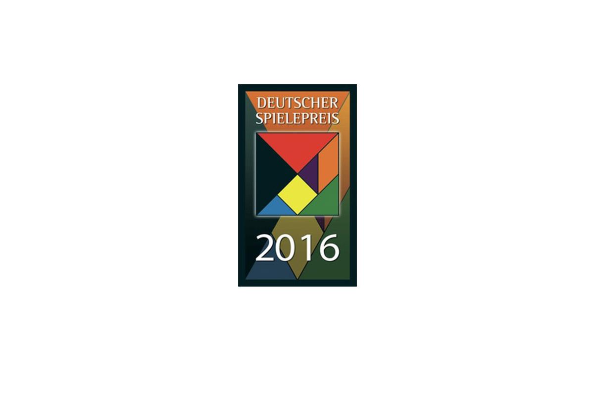 Abstimmung zum deutschen Spielepreis 2016