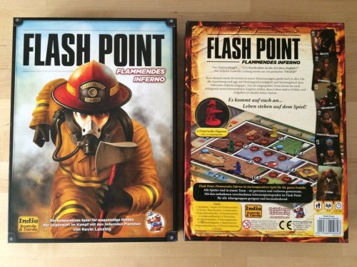 Flash Point Box