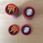 Feuer- und Rauchmarker