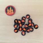 Brandherdmarker