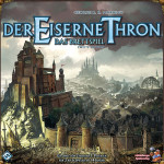 Der Eiserne Thron 2nd Edition Cover: Heidelberger Spieleverlag