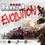 Risiko Evolution Cover: Heidelberger Spieleverlag