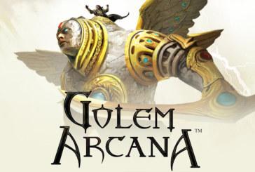 Golem Arcana – News (Neue Entwicklungen und RPC 2016), Rezension, Angespielt, Videos
