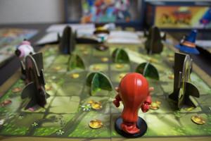 Ren Tinkamps Sicht auf das Spielfeld - Auf geht's ins Gefecht!