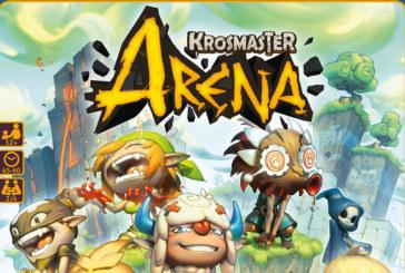 Krosmaster Arena – News (Neues Grundset auf englisch angekündigt), Rezension
