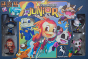 Krosmaster Junior – Rezension
