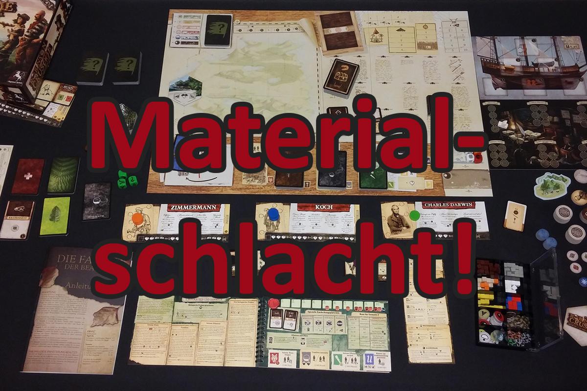 Materialschlacht