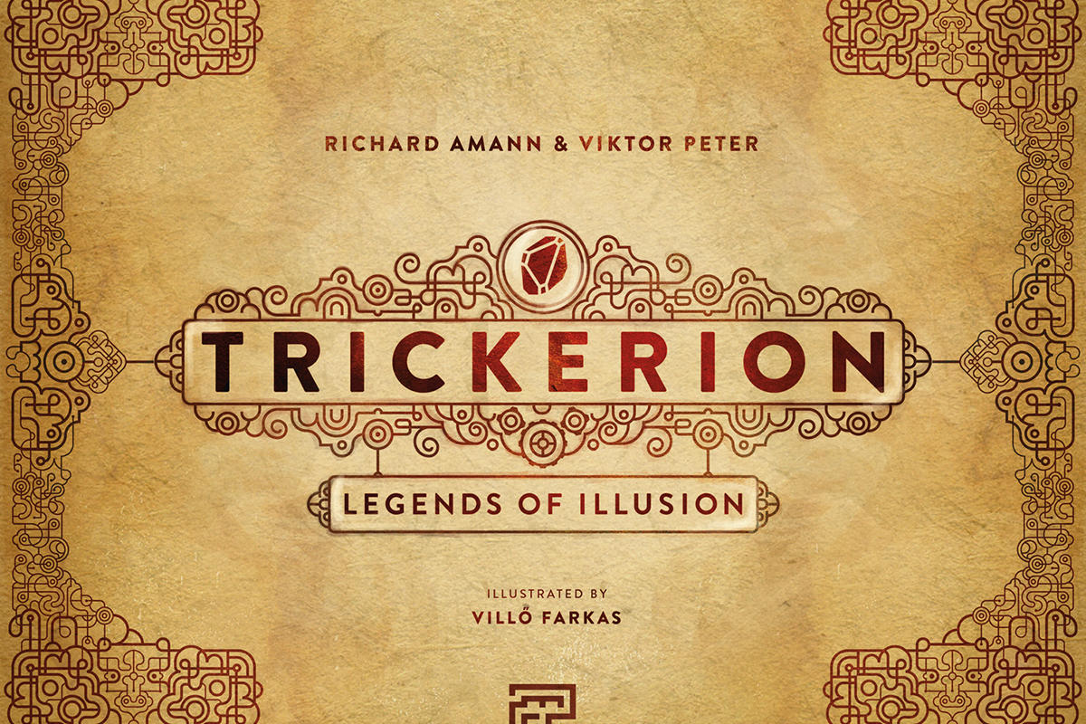 Trickerion . Legends of Illusion