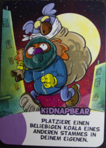 Der Kidnapbear!