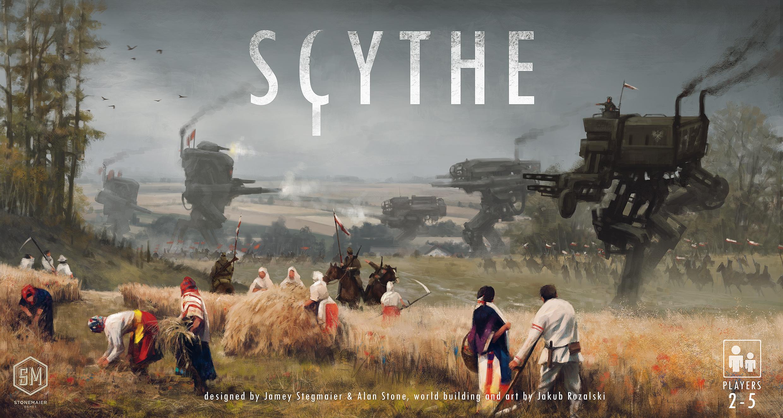 Bild von Scythe [Kickstarter bis 06.11.15]