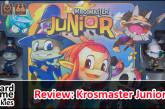 Krosmaster Junior – Videorezension