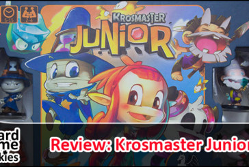 Krosmaster Junior – Videorezension