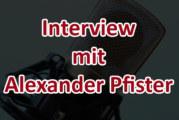 Interview mit Alexander Pfister
