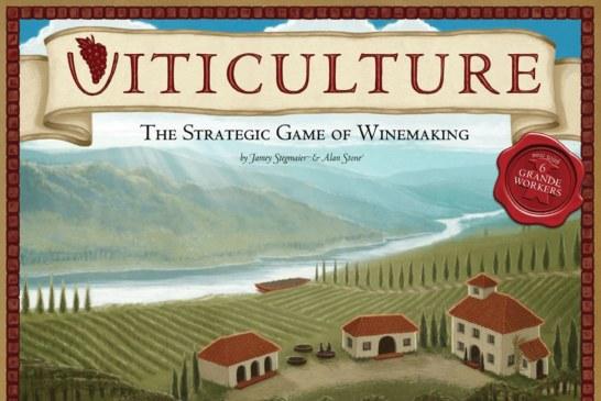 Viticulture – News, Regelerklärung (Video), Rezension (Video)