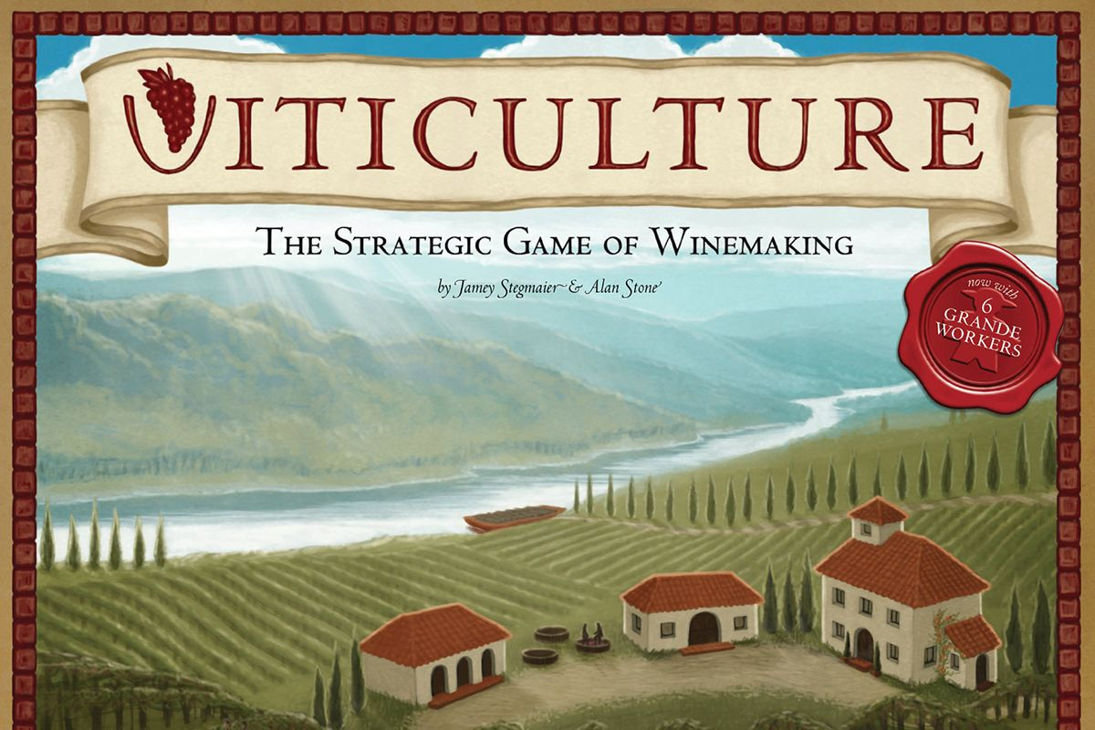 Viticulture - Stonemaier Games