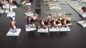 Miniaturen aus Dungeon Saga