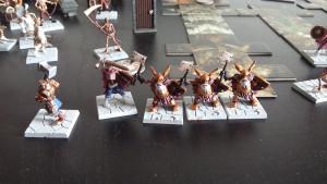 Miniaturen aus Dungeon Saga