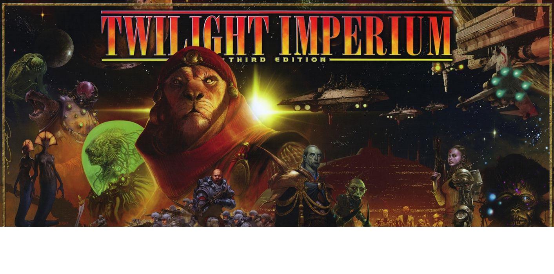 Bild von Rezension: Twilight Imperium 3