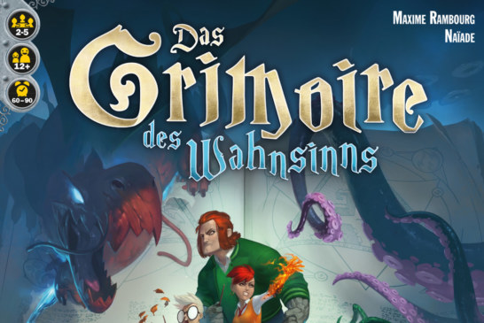 Das Grimoire des Wahnsinns – News, Rezension, Video-Rezension