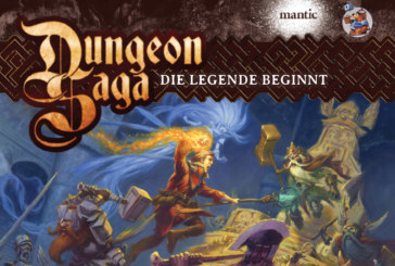 Dungeon Saga – News, Rezension, Angespielt