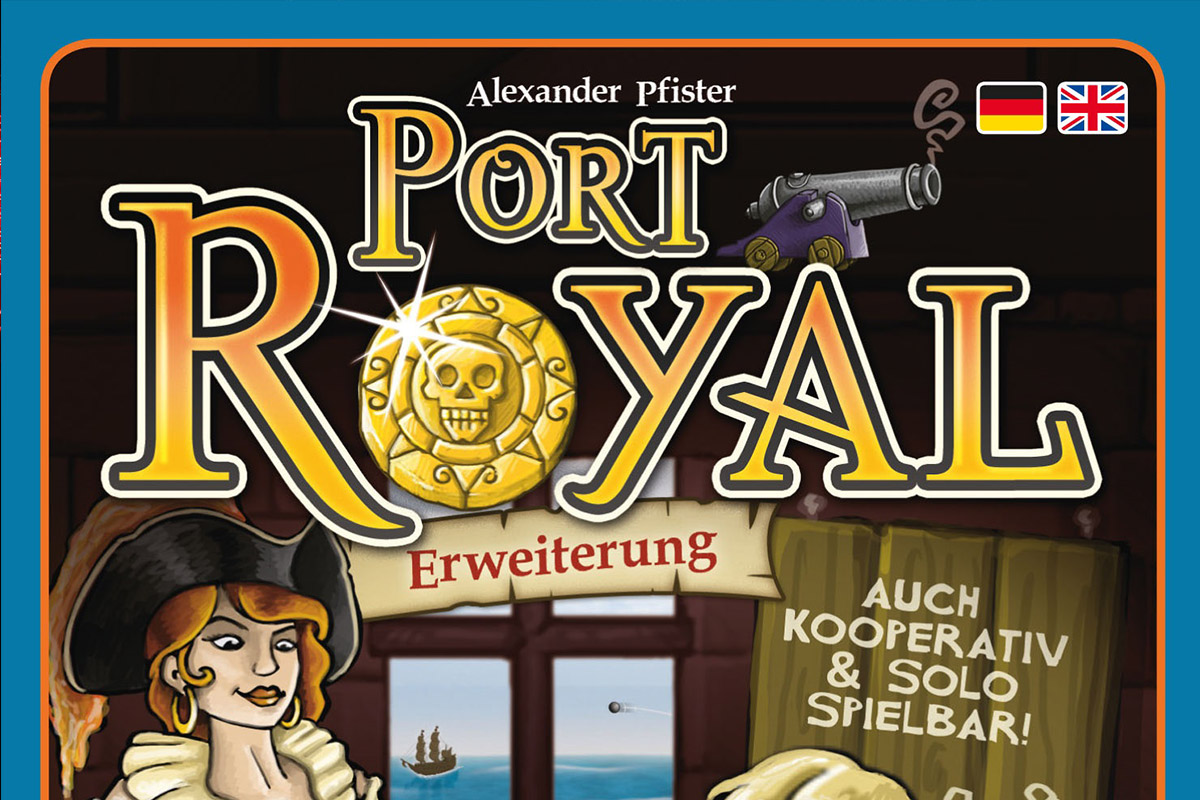 Port Royal Pegasus Spiele
